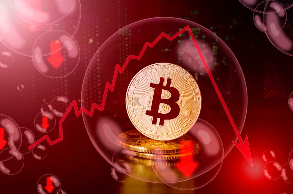 Bitcoin Price: Expected Decline to $5,000 Becomes a More Likely Scenario