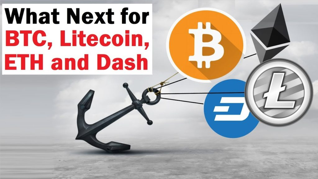 What Next for Bitcoin, Litecoin, Dash and Ethereum
