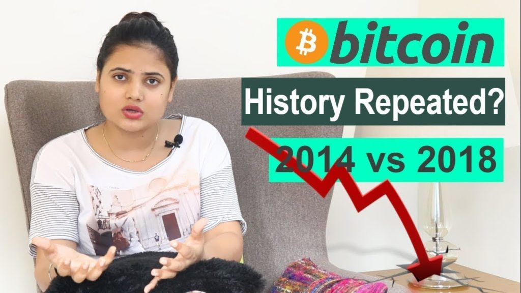 What Happening with Bitcoin ? History Repeated ? 2014 vs 2018 – My Opinion
