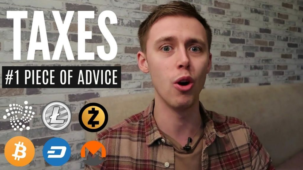 The Best Crypto-Related Tax Advice I Could Ever Provide