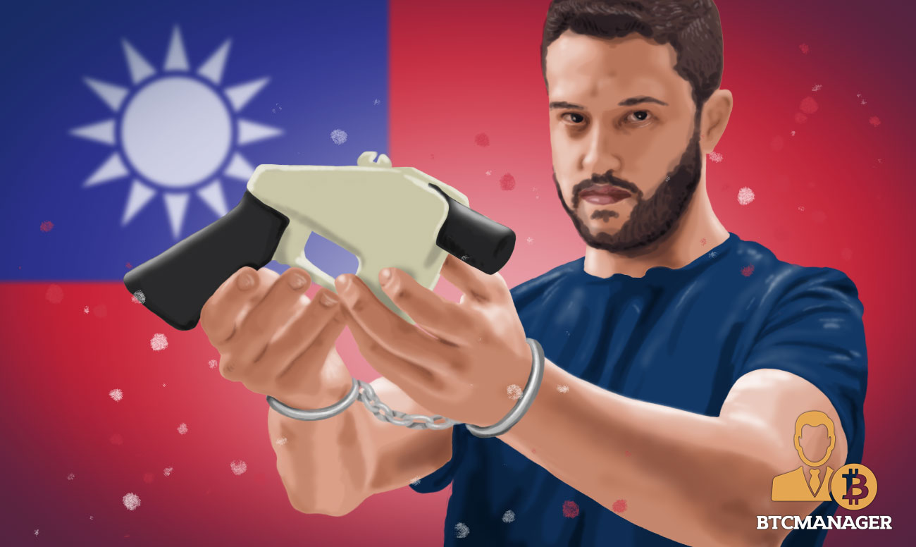 """Crypto-Anarchist"" Cody Wilson Resigns from Defense Distributed After Assault Charges 