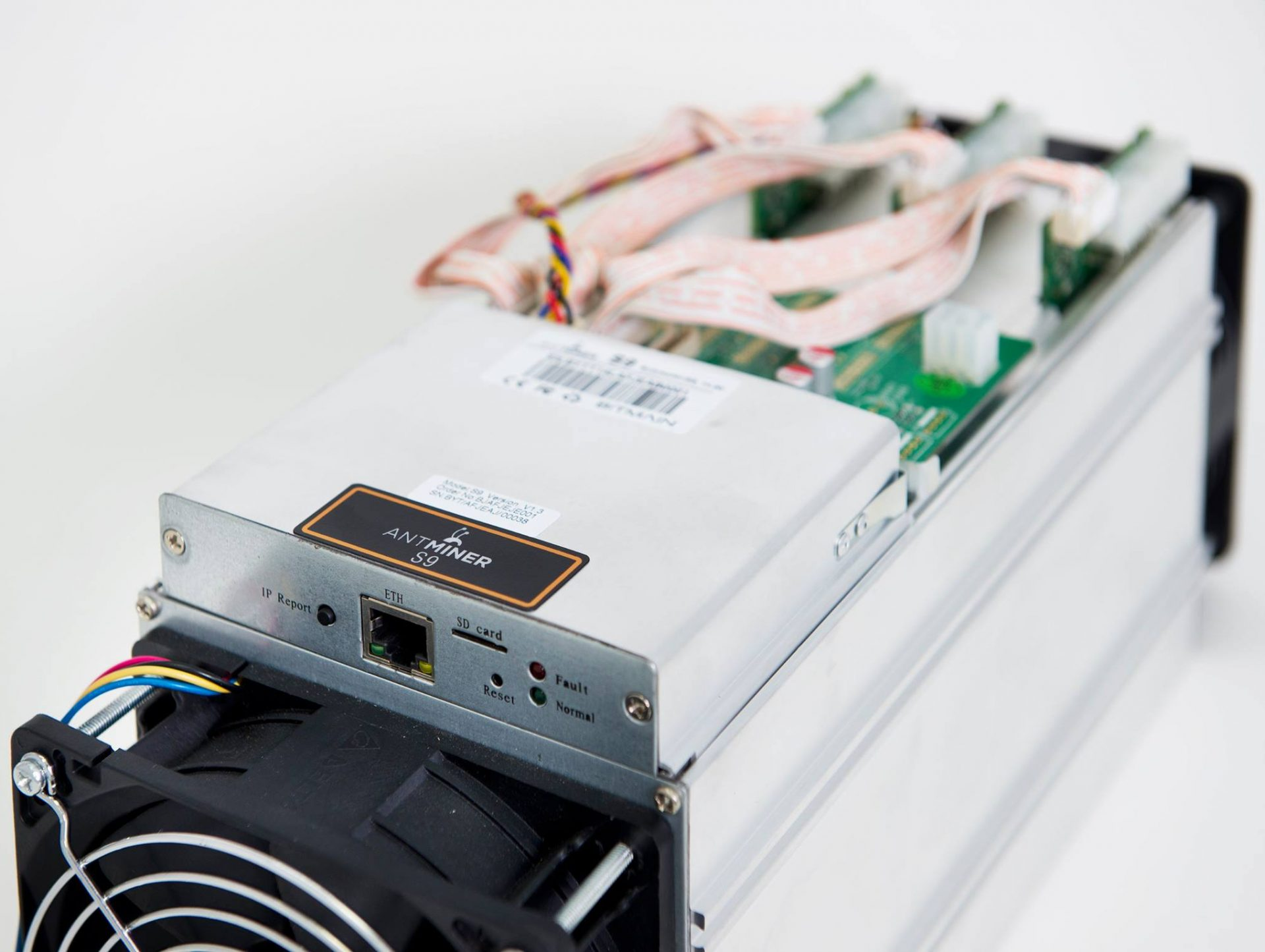 Cryptocurrency Mining Giant Bitmain Files for IPO in Hong Kong