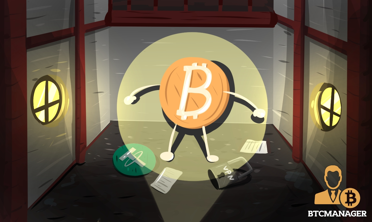 Chinese Cryptocurrency Traders Circumventing Bitcoin Trading Ban via Tether and VPNs | BTCMANAGER
