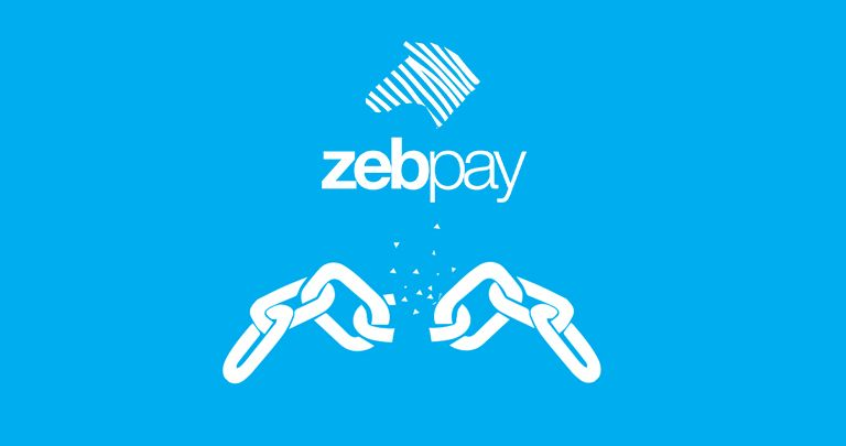 Indian Crypto Exchange, Zebpay Shuts Down Crypto Services