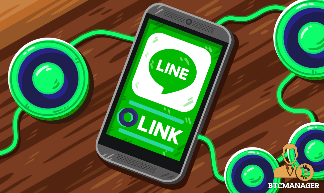 Line Corporation Unveils Cryptocurrency and Blockchain to Support Its Messaging App | BTCMANAGER