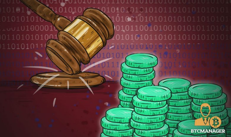 Cryptocurrency-Related Lawsuits Hits All-Time High in 2018 | BTCMANAGER