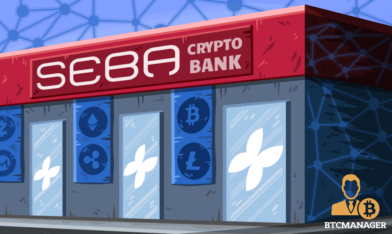 Swiss Startup SEBA Raises $103 Million to Build a Cryptocurrency Bank | BTCMANAGER