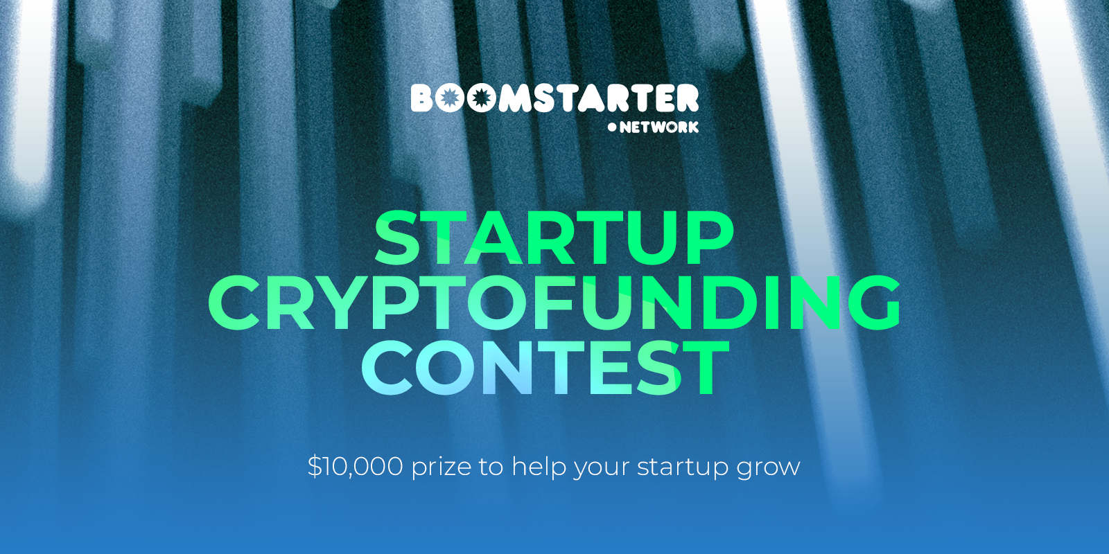 Boomstarter Launches Global Startup Contest With $10,000 Award on Its Blockchain Platform