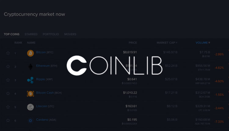 Best Coinlib Features That Allow You To Personalize Your Crypto Experience