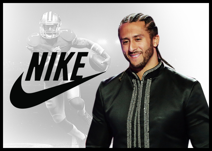 Nike To Feature Colin Kaepernick In '#JustDoIt' Campaign