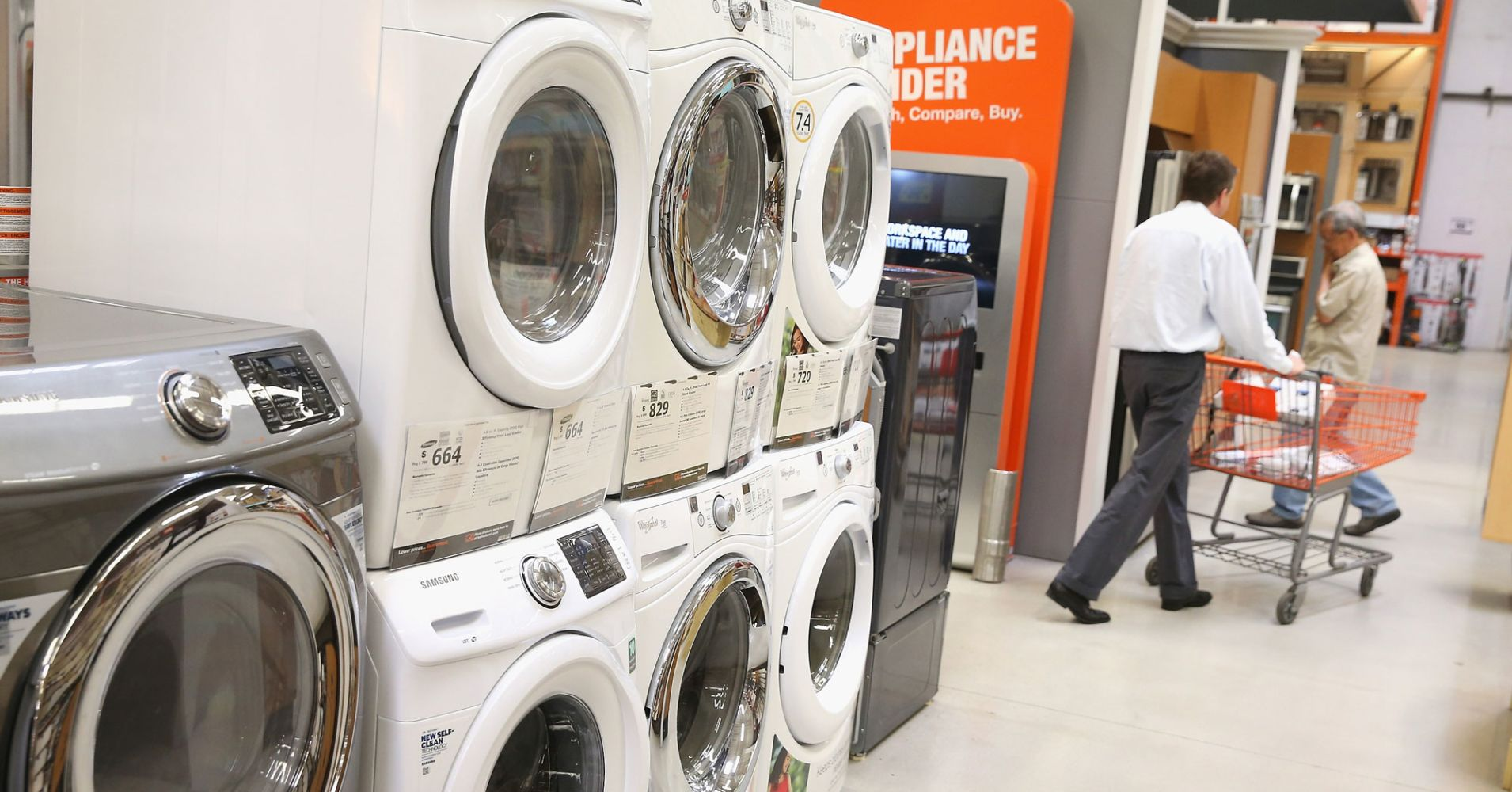 US durable goods orders edged up a modest 0.8% in Sept