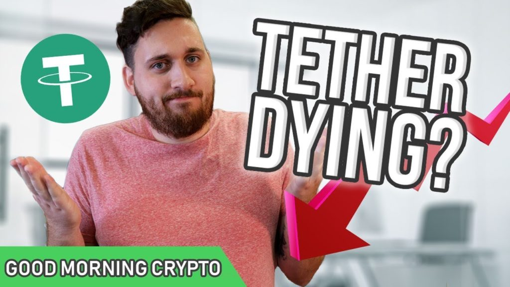 IS TETHER DYING? // Tether CryptoCurrency // Tether Delist Rumors and News