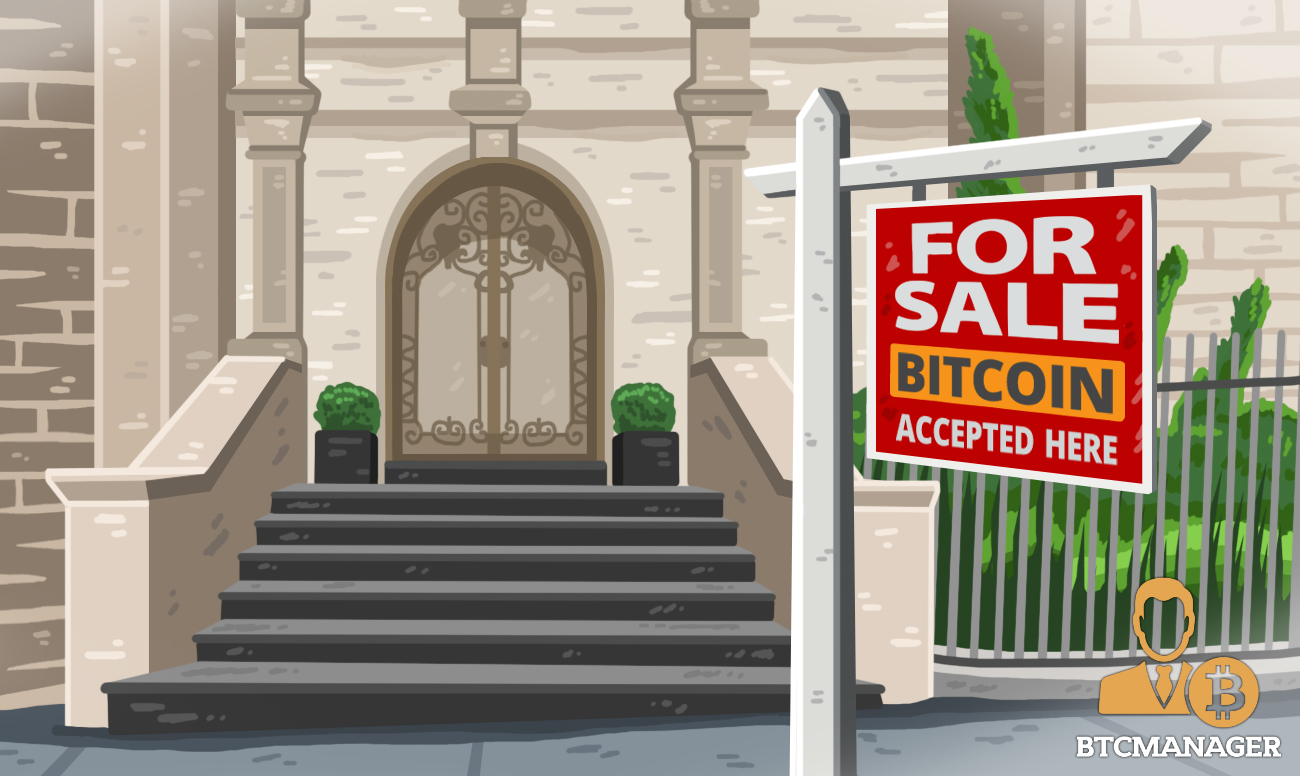 Hedge Fund Manager to Accept Bitcoin Payment for his $15.9 Million Mansion | BTCMANAGER