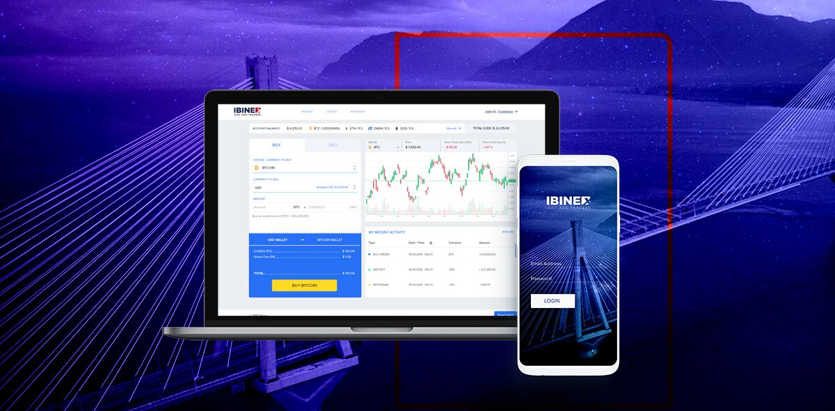 Hold Real Equity by Ibinex's Security Token Model
