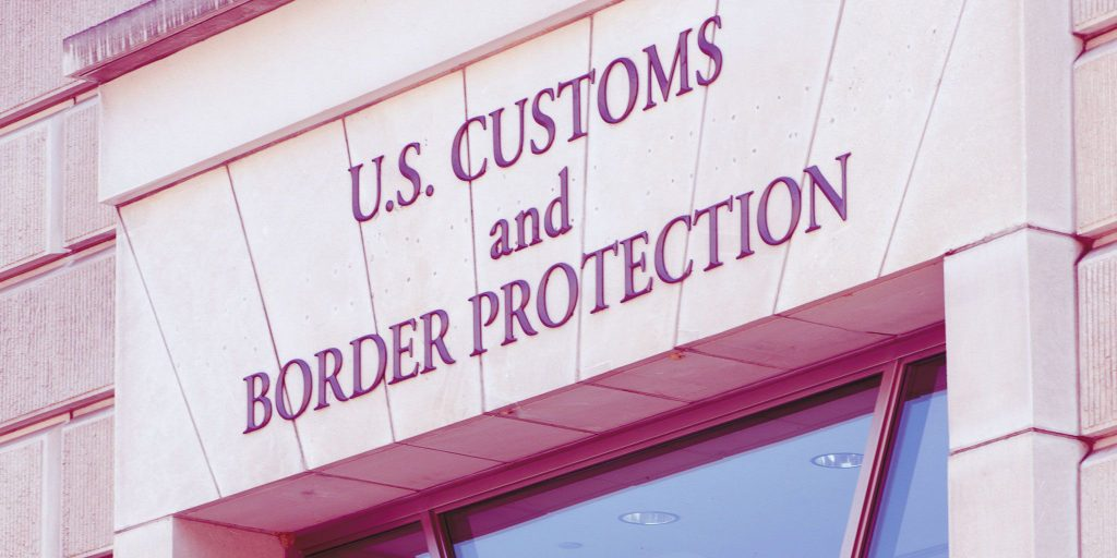 US Customs Evaluating Blockchain Technology For Trade-Focused Areas