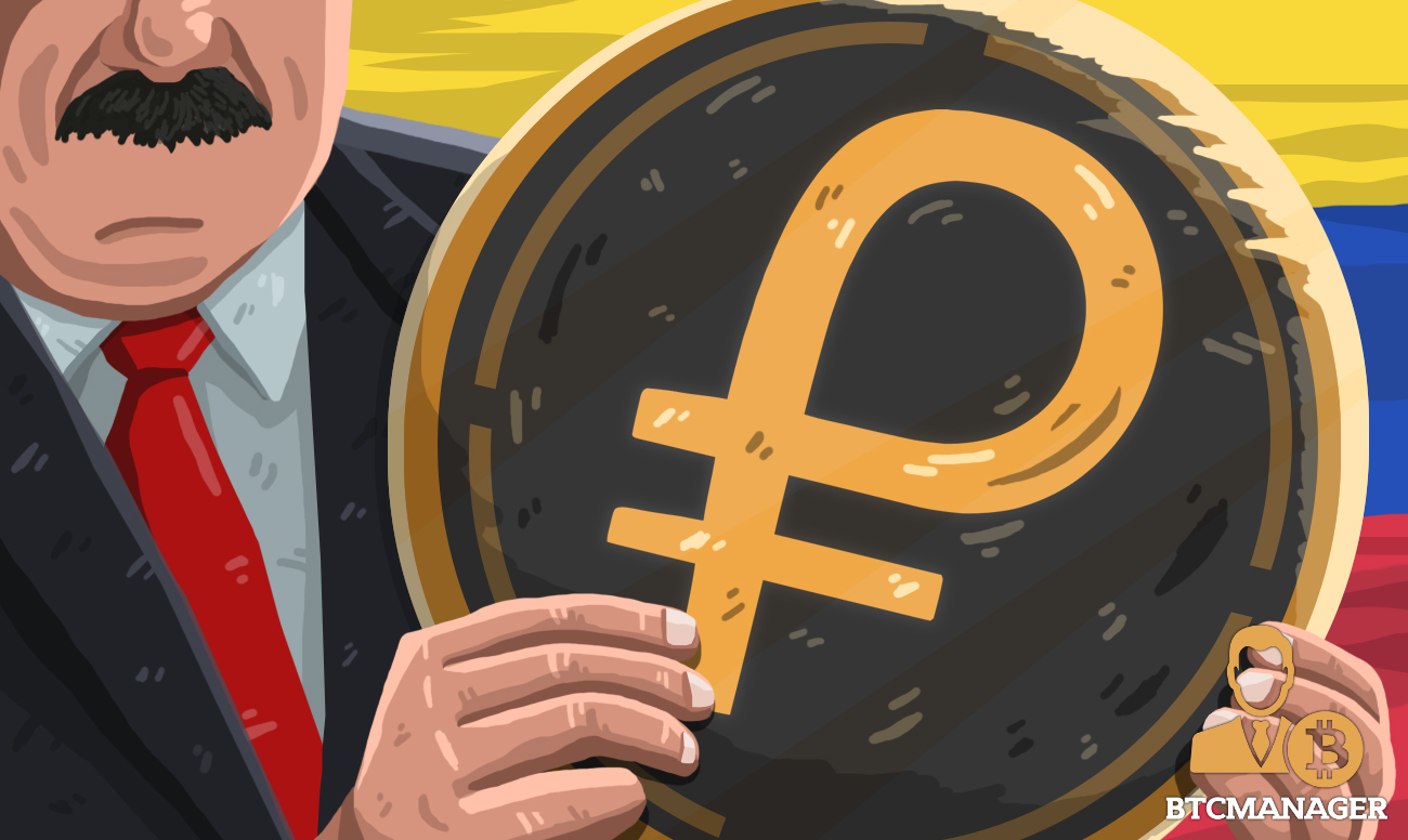 Venezuela Officially Launches State-Backed Petro, Passport Fees Now via Crypto-Only | BTCMANAGER