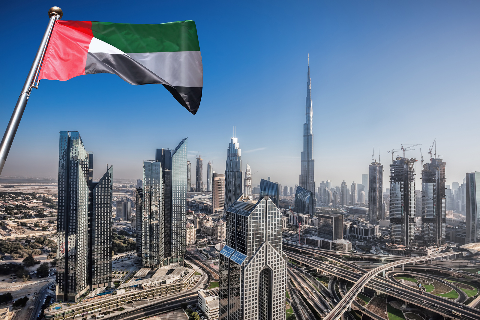 Dubai's Government Taking Global Lead on Blockchain & Crypto Support