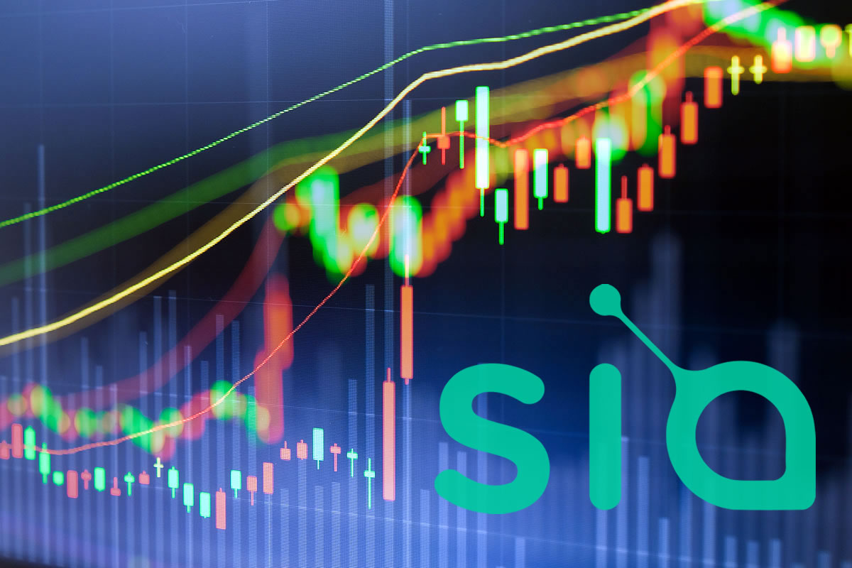 Cryptocurrency Market Update: Siacoin Surging on ASIC Limiting Hard Fork