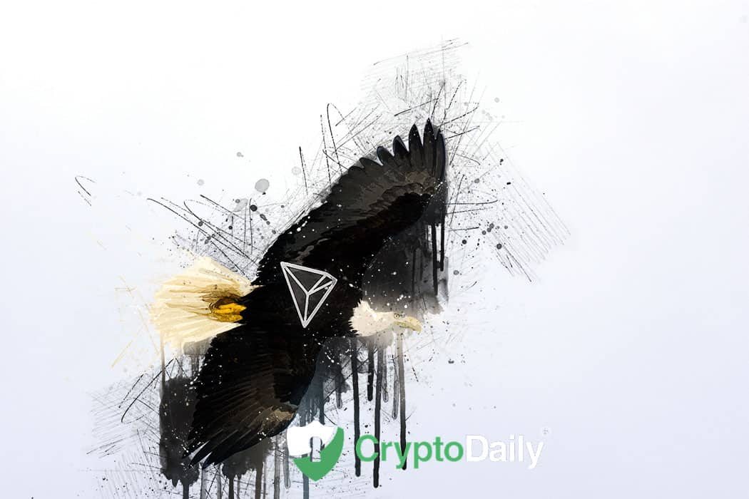 14% Surge For TRON After Mainnet Upgrade Announcement