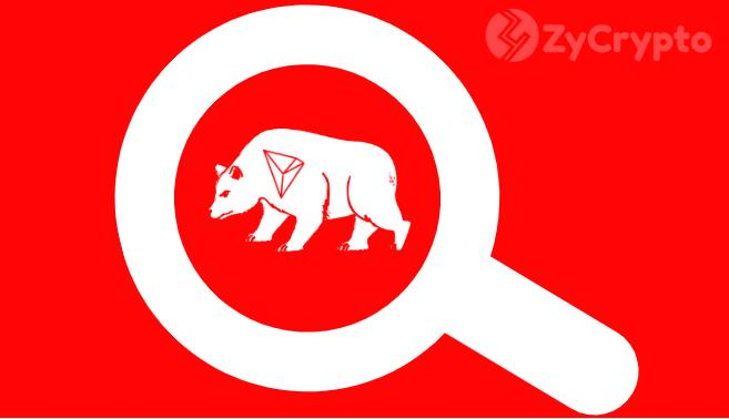 Tron (TRX) Price Analysis: Currency is Under Bears' Pressure ⋆ ZyCrypto
