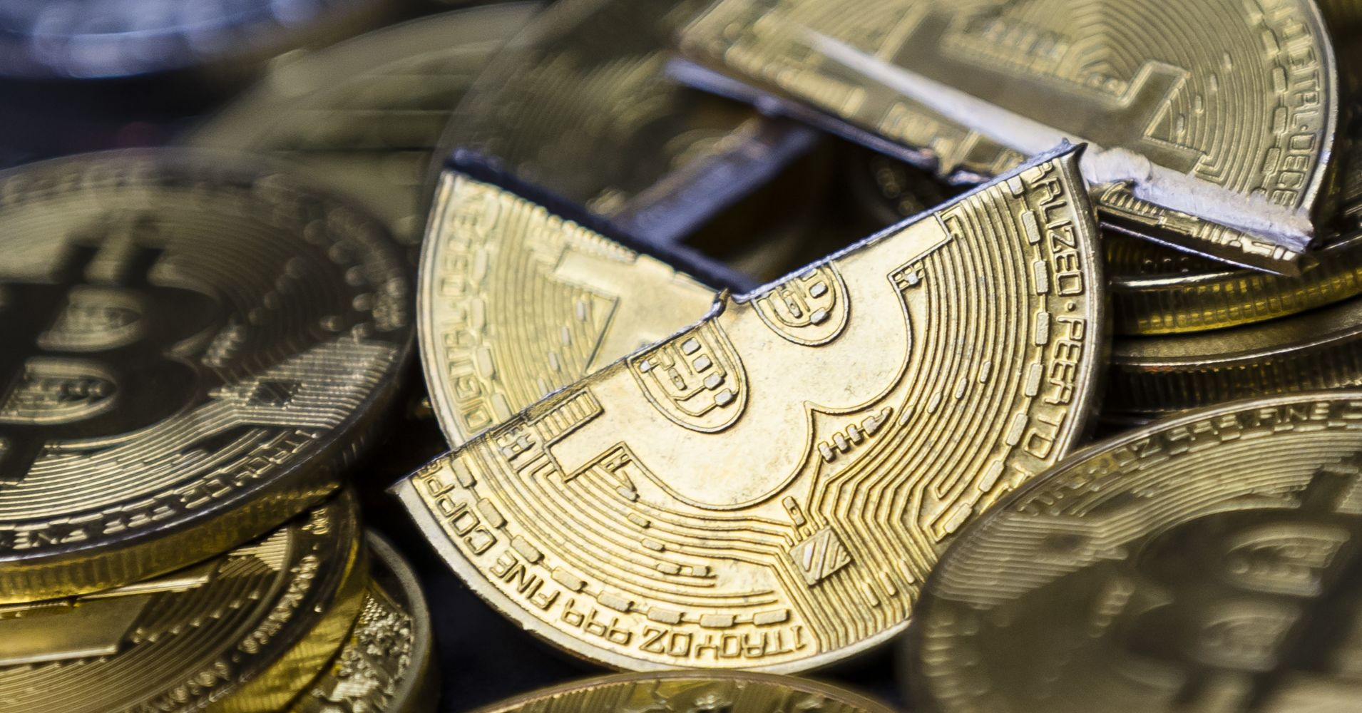 Bitcoin crashes 37 percent in November, wiping $70 billion off of cryptocurrencies' market value