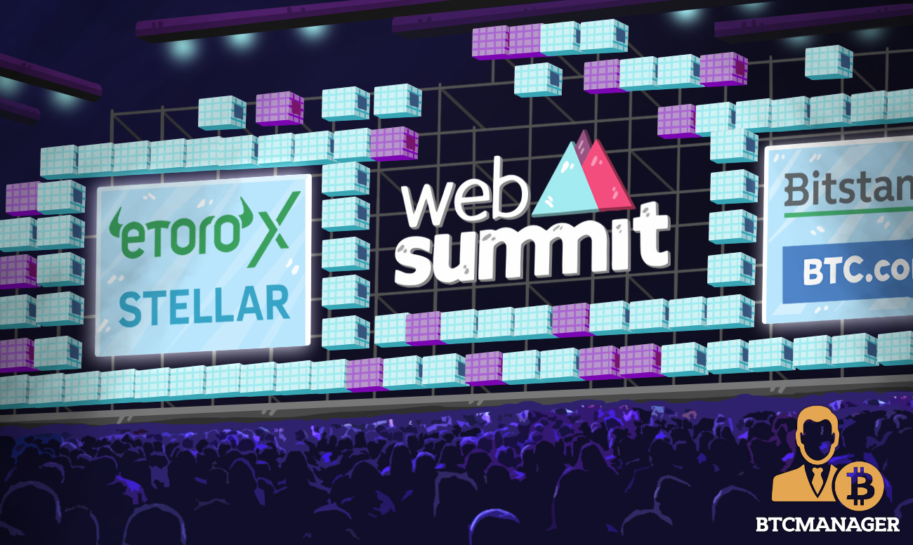 Web Summit 2018 Experiences Crypto Fervor with Free Cryptocurrency Giveaway | BTCMANAGER