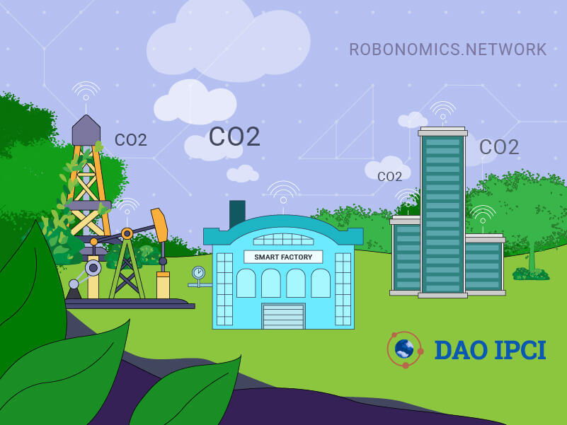 Blockchain Helps to Regulate CO2 Emissions Globally