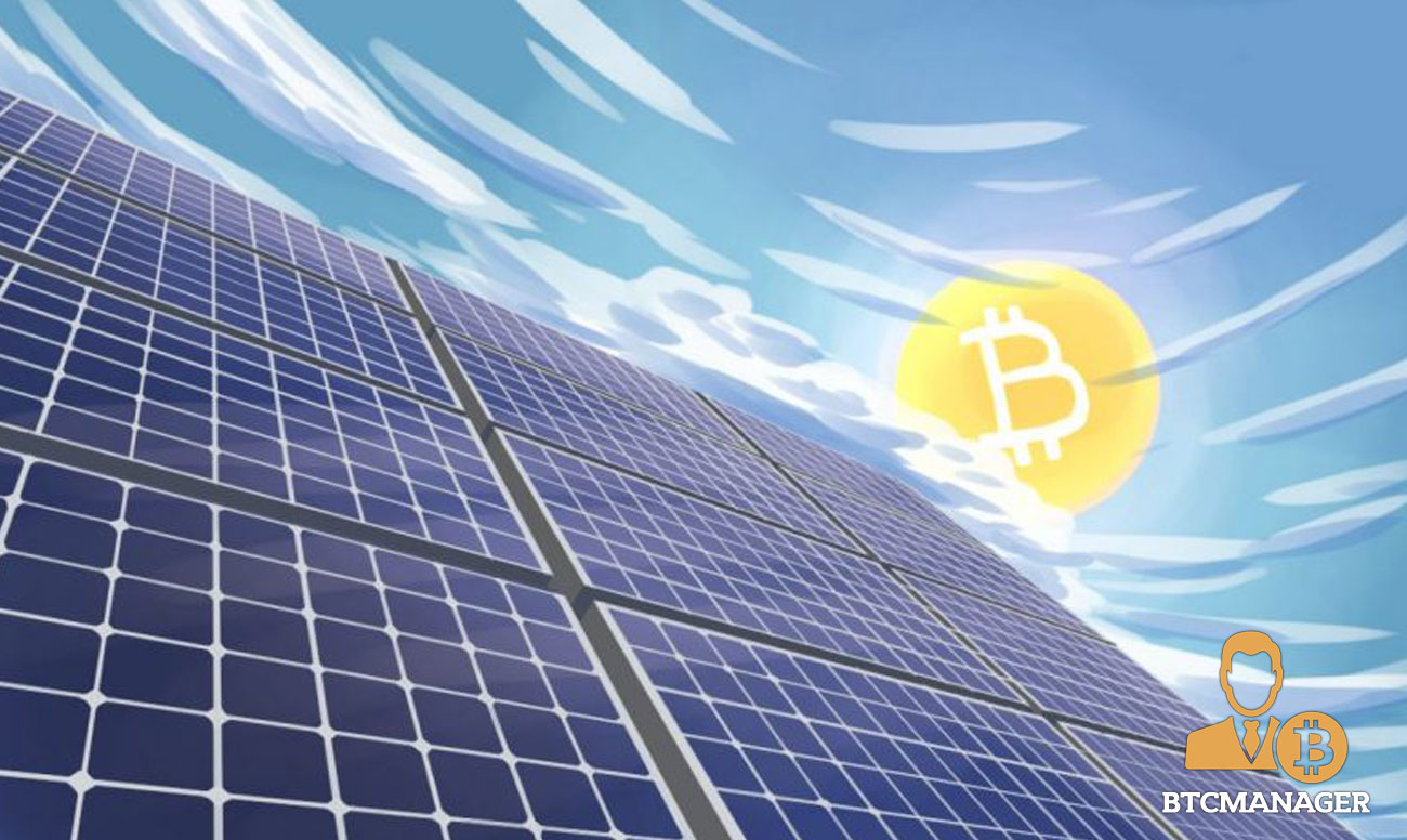 Solar Energy-Powered Mining and PoS Could Make Cryptocurrencies Environmentally Sustainable | BTCMANAGER