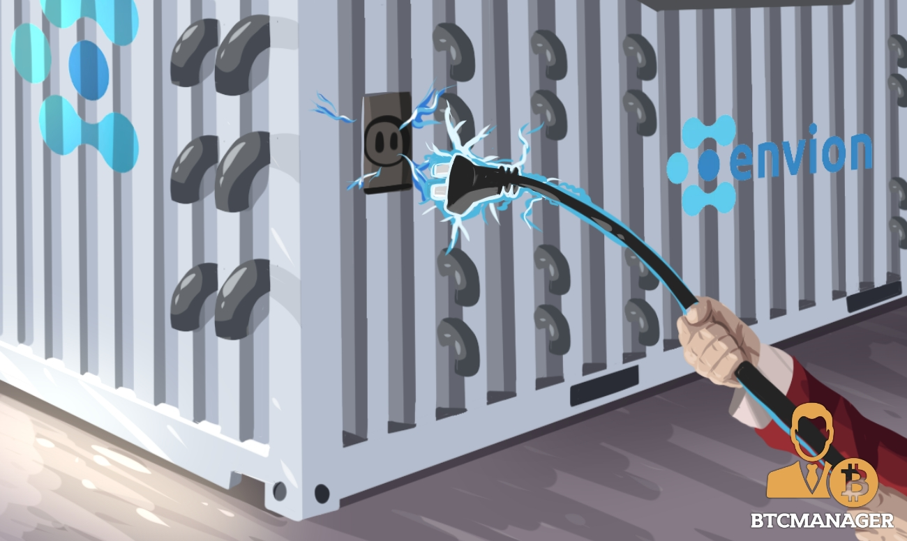 Swiss Court Orders Shut Down of Envion Cryptocurrency Mining Startup | BTCMANAGER