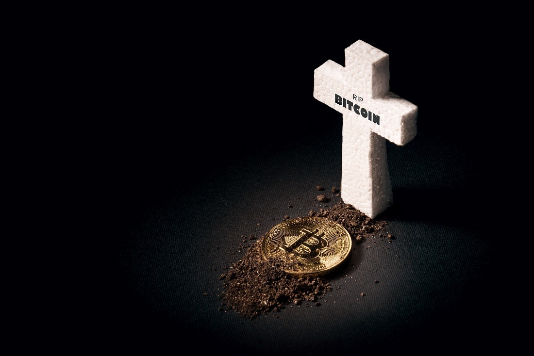 'I Come to Bury Bitcoin.': UBS Executive Says Cryptos Will Never Be Currency