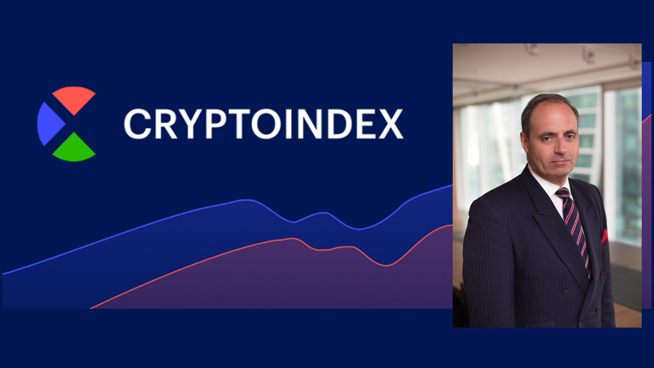 VJ Angelo, CEO of Cryptoindex Talks About Their Mission