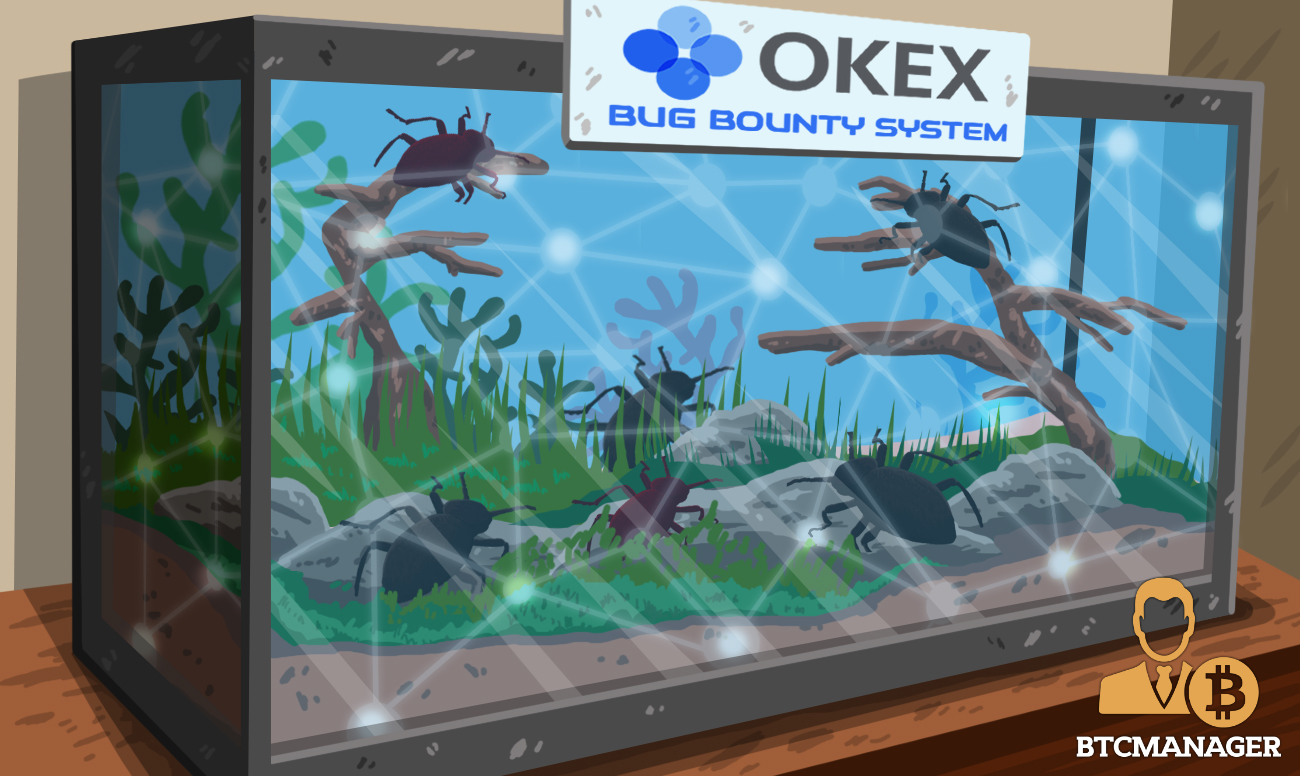 OKEx Introduces Bug Bounty System to Enhance Digital Asset Trading Security | BTCMANAGER