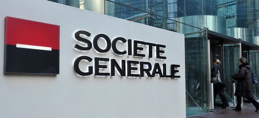 Societe Generale Sells 2.05 Percent Stake in Euroclear