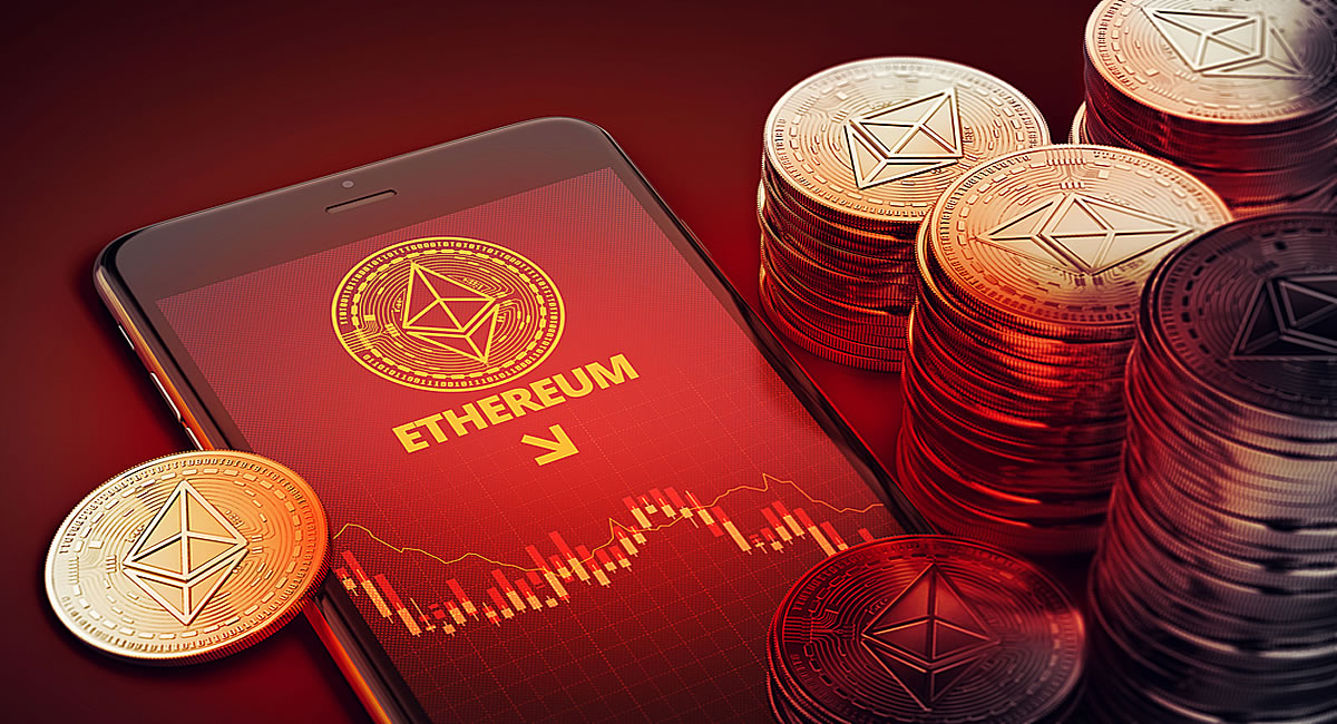 Ethereum Price Analysis: ETH/USD Back To Significant Support At $206