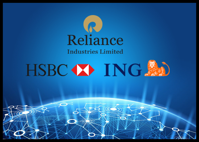 HSBC, ING Conduct Blockchain-based Transaction For Reliance Industries
