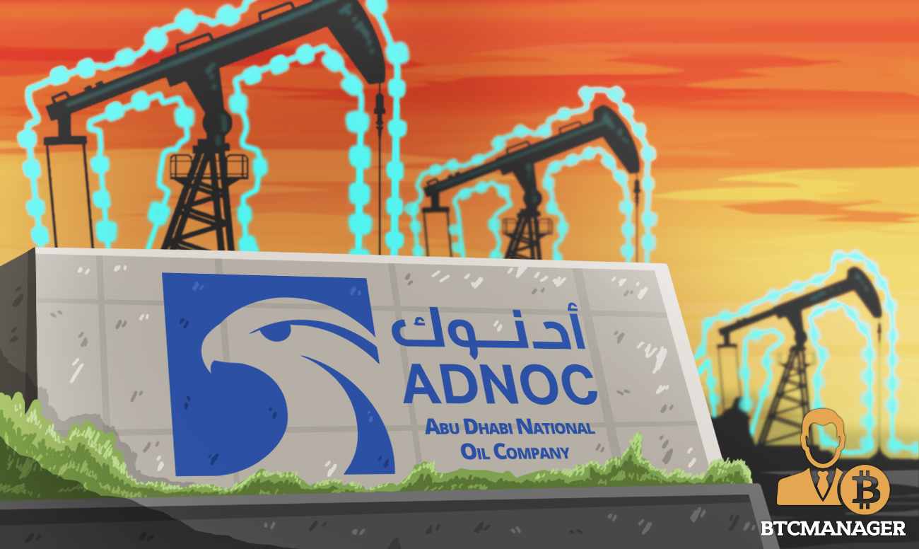 Abu Dhabi National Oil Firm Adopts IBM's Blockchain Solution | BTCMANAGER