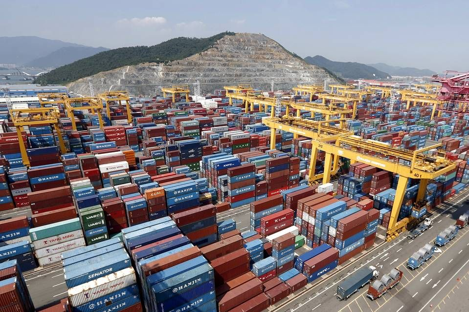 South Korea Trials Blockchain For Container Shipping