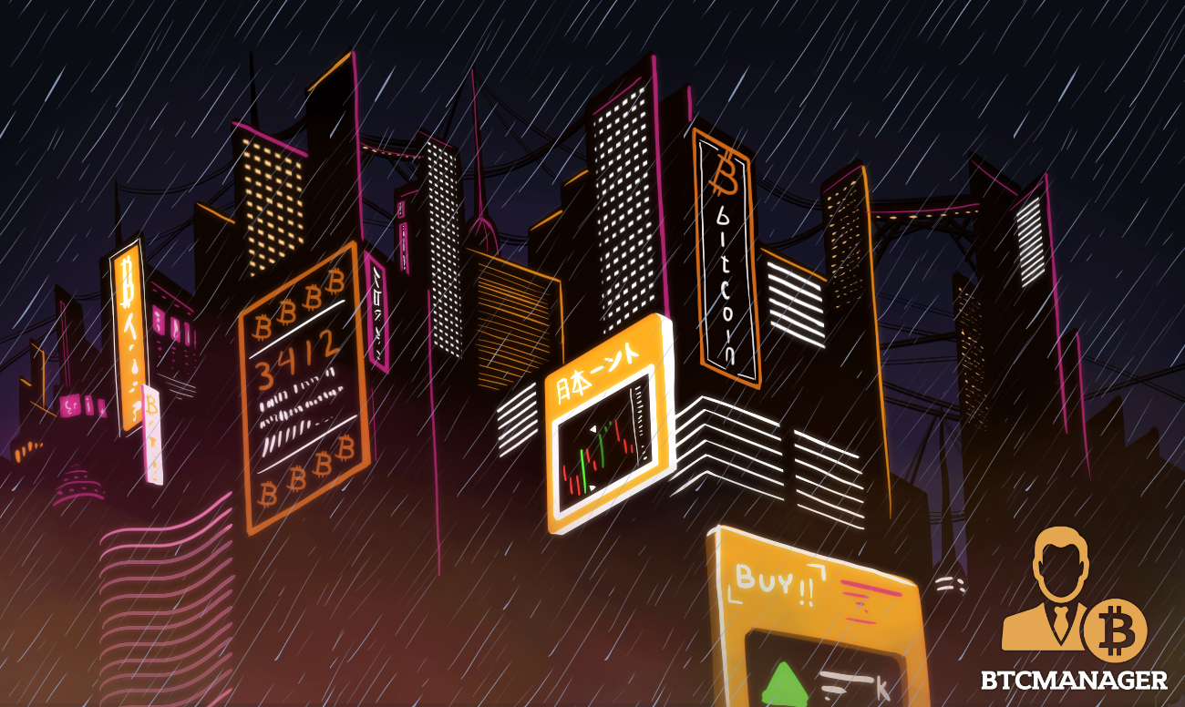 Cyberpunk is Now, but Japan is Only 'Kind of' Crypto | BTCMANAGER