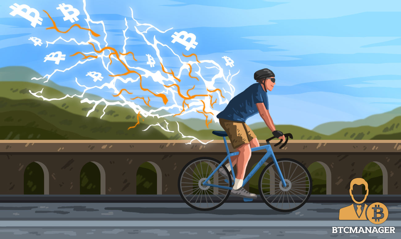 Open Source Project Allows e-Bike Rentals in Seconds over Bitcoin's Lightning Network | BTCMANAGER