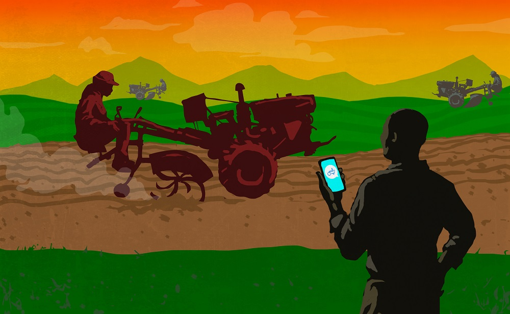 IBM, Hello Tractor To Develop Agriculture Digital Wallet Based On AI And Blockchain