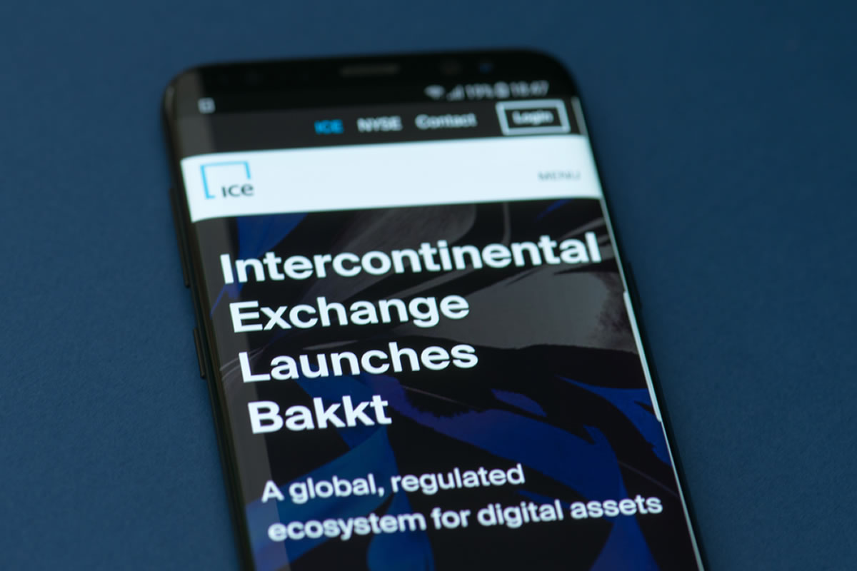 Bakkt Completes First Round of Funding - Raises $182.5 Million
