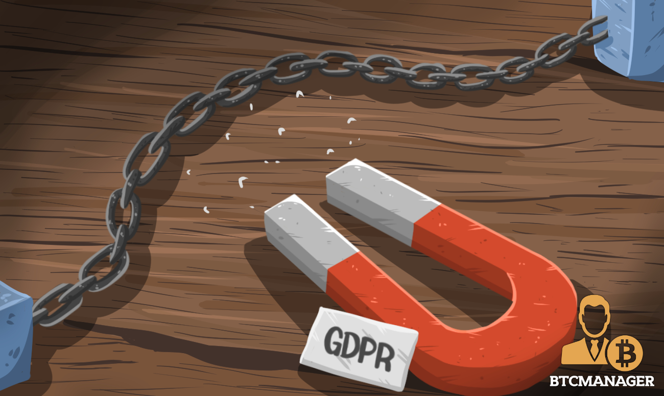 How Troubled can the Relation between Blockchain and GDPR be? | BTCMANAGER