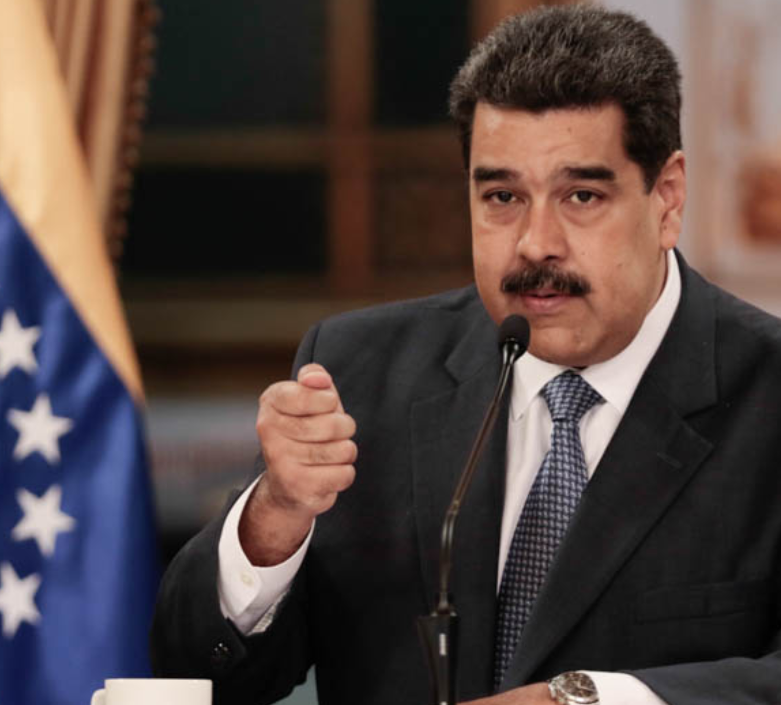 Maduro Orders Price of Venezuela's 'Cryptocurrency' to More Than Double