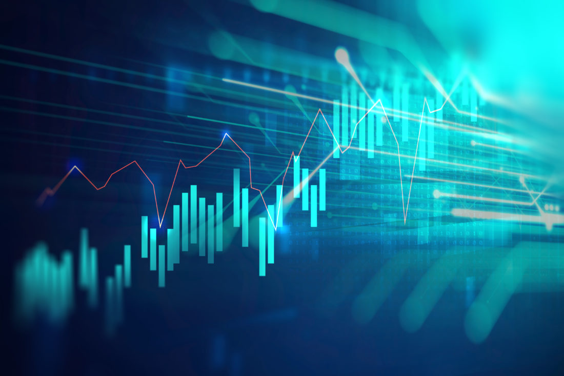 Crypto Markets Trade Flat as Equities Markets Drop Following Yesterday's Pump