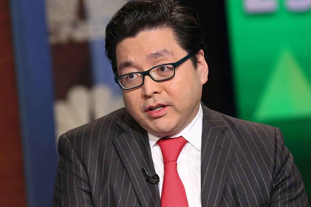 Crypto Bull Tom Lee is Sure that Bitcoin Fair Price Makes at Least $13,800
