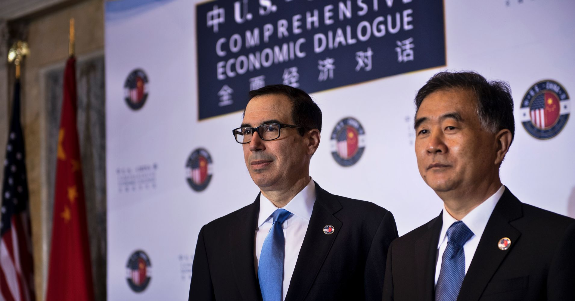US and China face deep trade, IP differences in today's high-level talks