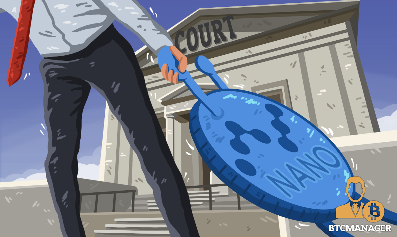 Nano (NANO) and BitGrail Crypto Exchange Dragged to Court by Silver Miller and Levi Korsinsky | BTCMANAGER