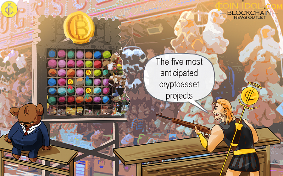 The Five Most Anticipated Ongoing & Underway Cryptoasset Projects of 2019