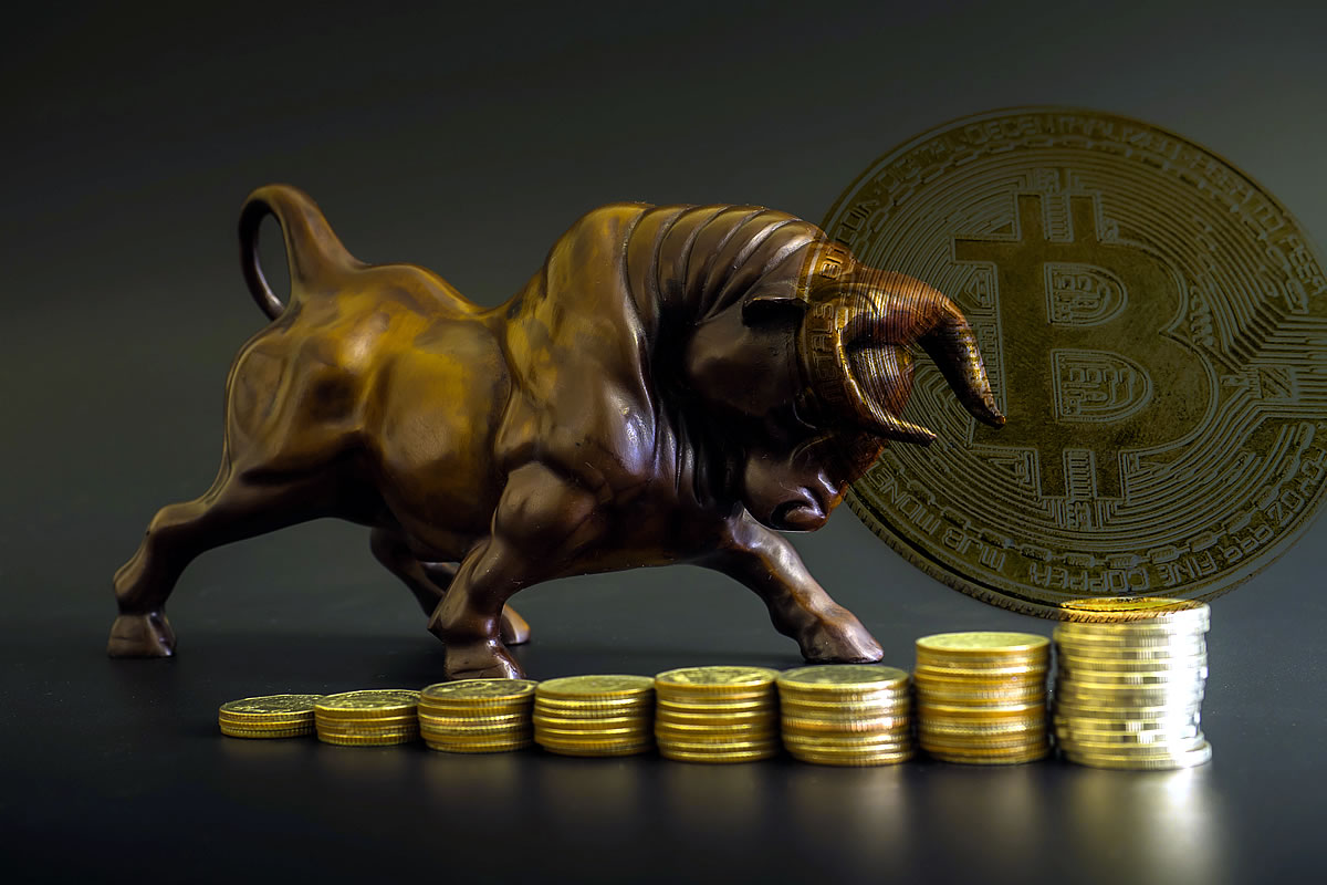 Bitcoin Bulls Ready to Run, Why Crypto is About to Take Off Again
