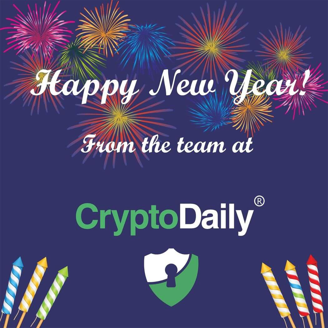 Happy New Year From The Team At Crypto Daily!